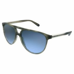 Burberry Accessories - Burberry Aviator Style Blue Gradient Lens